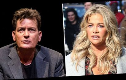 Charlie Sheen and Denise Richards' Ups and Downs Through the Years