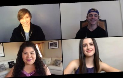 'Austin & Ally' Cast Have Zoom Reunion!!