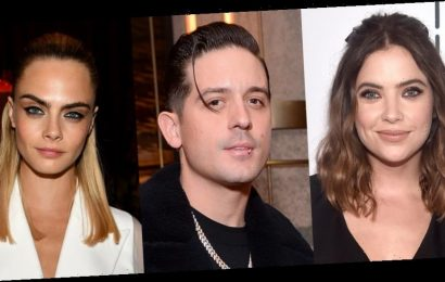 Ashley Benson's Sister Defends Her After G-Eazy Kiss & Breakup with Cara Delevingne