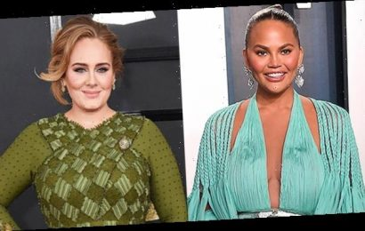 Chrissy Teigen Gushes Over Adele's Weight Loss In Gorgeous New Pic: 'Are You Kidding Me?'