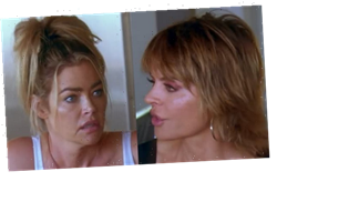 Denise Richards: Why is Lisa Rinna Trying to DESTROY Me?!