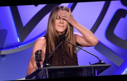 What it's actually like to work with Jennifer Aniston