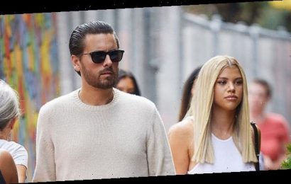 Sofia Richie Appears Sad In New Selfie After Scott Disick's Brief Rehab Stint — See Pic