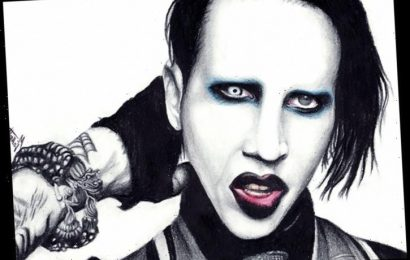 New Marilyn Manson Album 'Finished' And A 'Masterpiece'