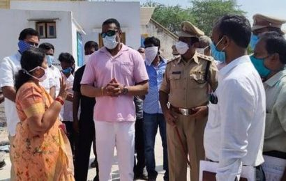 14 persons test positive in Nellore, Prakasam districts, active cases 87