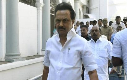 DMK president accuses of Deputy Chief Minister O. Panneerselvam of conflict of interest