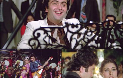 From Saagar to Chandni: More Rishi Magical Melodies