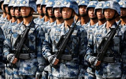 China claims its troops patrolling on Chinese side of LAC