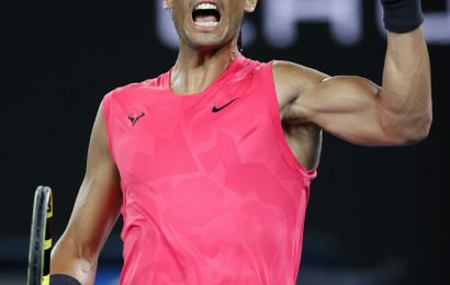Nadal says no chance of tennis returning in 2020