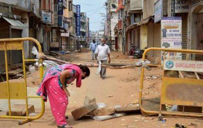 COVID-19: Chandni Chowk in Shivajinagar sealed