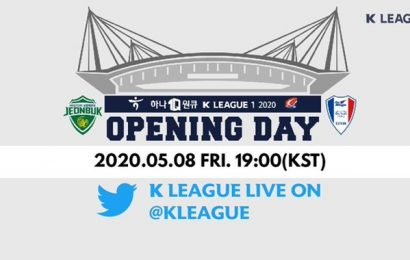World watches on as South Korea's K League kicks off
