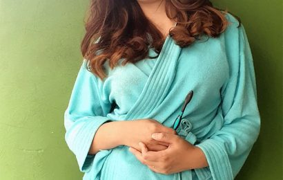 Model Emily's Mizoram Lockdown Diaries