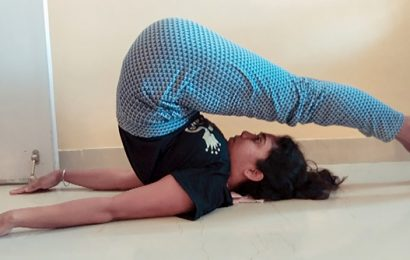 Inspiring! How yoga, zumba keeps this reader FIT