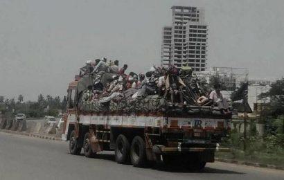 Odisha police ferry migrants to State borders