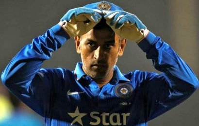 'I was waiting to see Dhoni in the IPL'