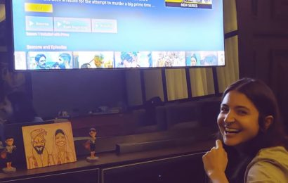 Anushka and Virat's wedding portrait goes viral