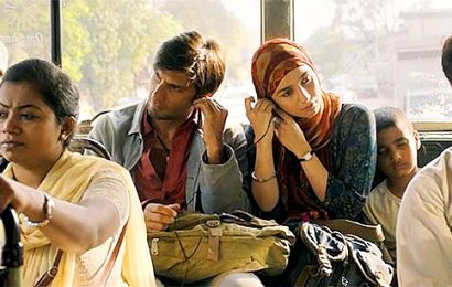 When Bollywood took the bus!
