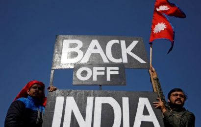 Nepalese PM says will reclaim territories from India