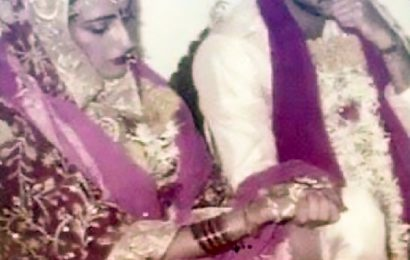 Why Anil Kapoor cried at his wedding
