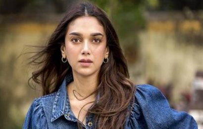 I try to be fearless when I pick my films: Aditi Rao Hydari, who is looking forward to 'Sufiyum Sujathayum'