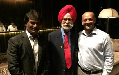 'He was one of India's greatest sporting icons'