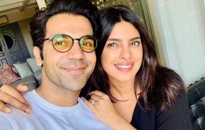 What are Rajkummar, Priyanka doing together?