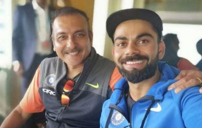 Kohli, Rahane wish coach Shastri on 58th birthday
