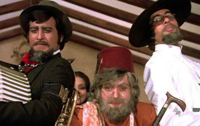 Guess which film Manmohan Desai hated?