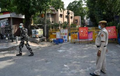 Coronavirus   CRPF forms committee to plan better social-distancing in barracks, toilets used by jawans