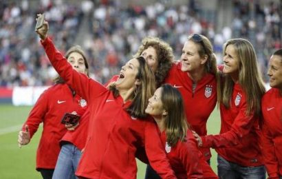1999 US Women's World Cup-winning soccer team to be the subject of a Netflix film