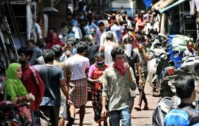 City breaches 12,000 mark; cases double in 11 days