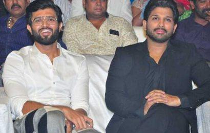 Allu Arjun lost a film to Vijay Deverakonda