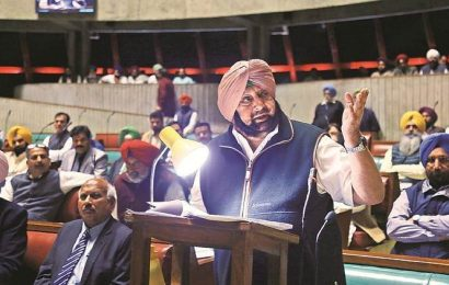 Of migrants who applied to leave, 35% staying back: Punjab CM