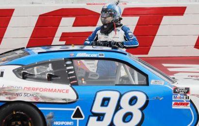 Heartbroken Chase Briscoe takes emotional NASCAR Xfinity win