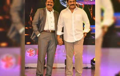 Chiranjeevi and Balakrishna to join forces for epic multistarrer?
