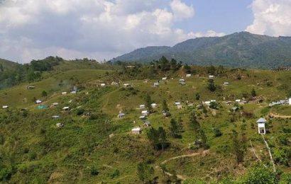 Manipur village builds quarantine huts for returnees