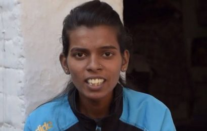 Promising athlete Prajakta Godbole fights hunger in Nagpur slum