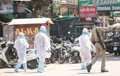 11 booked in Godhra for celebrating Covid-19 recovery
