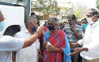 58 Jagtial pilgrims stranded in Varanasi return home