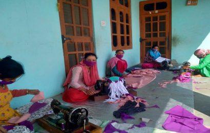 IIT Mandi partners with Himachal village women to create reusable cotton masks