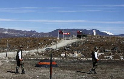 China says situation at India border 'overall stable and controllable'