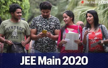 JEE Main 2020 application form available again to aid students who dropped study abroad plans