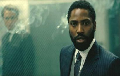 'I had questions for Nolan everyday,' says John David Washington on 'Tenet'