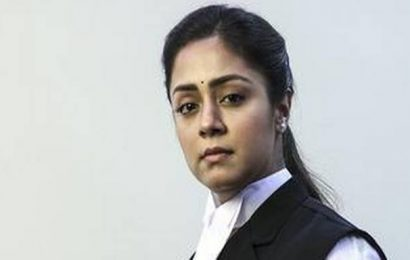 Jyotika: 'Every time I saw an unintelligent woman shown on screen, it raised a lot of questions in my mind'