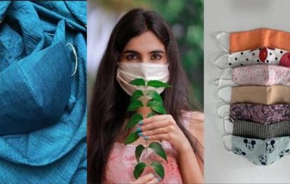Reusabale, breathable and sustainable masks that help you flaunt #UseLocal