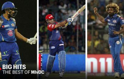 Lasith Malinga's 5/13 to Jason Roy's sizzling debut: Best of Mumbai Indians vs Delhi Capitals