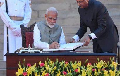 BJP plans 'digital rallies' to mark Modi govt. anniversary