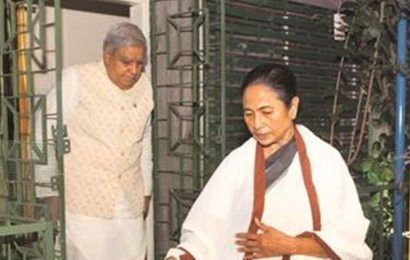 West Bengal Governor Dhankhar seeks details of interim KMC board from Mamata again