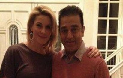 I was in awe of Kamal Haasan, tweets Mckenzie Westmore on her association with the actor
