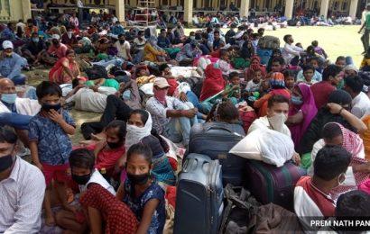 Migrants new virus cluster in Uttar Pradesh: After Barabanki, it's now Jaunpur